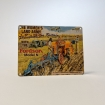 Plaque décorative - The Women's Land Army - Ploughing for Britain - 20 x 15 cm